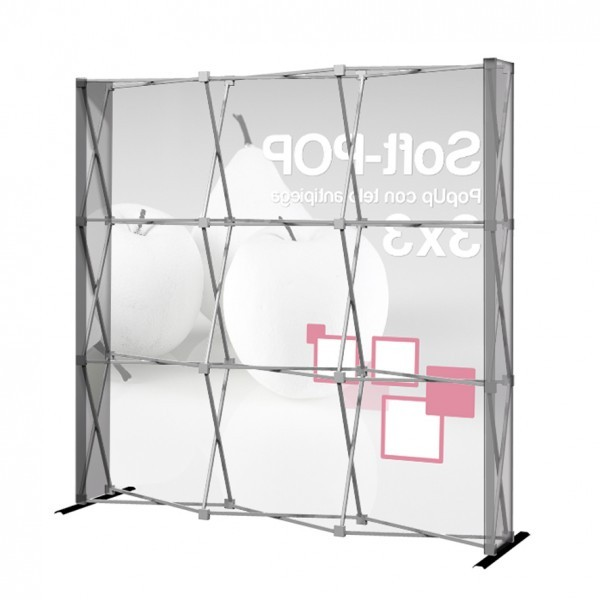 stand portatile hopuop vista posteriore