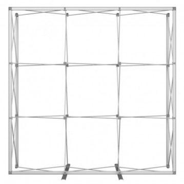 stand componibile HP2, struttura