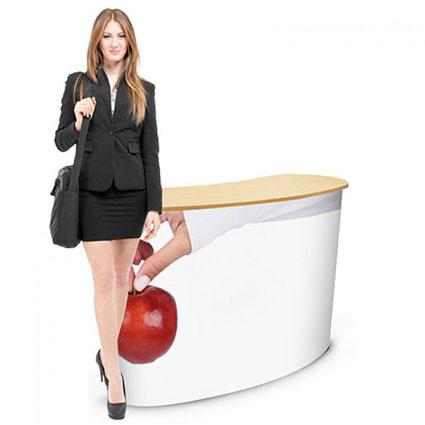 desk promozionali popup 2x2