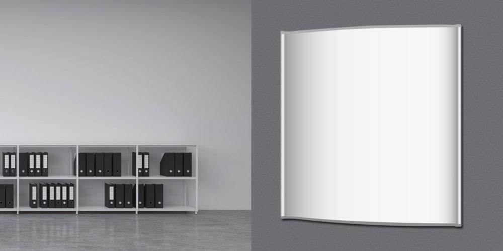 targhe in alluminio da muro