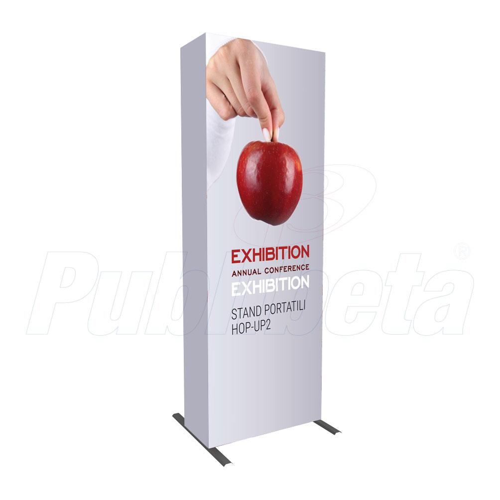 Stand portatile componible 3x1 moduli