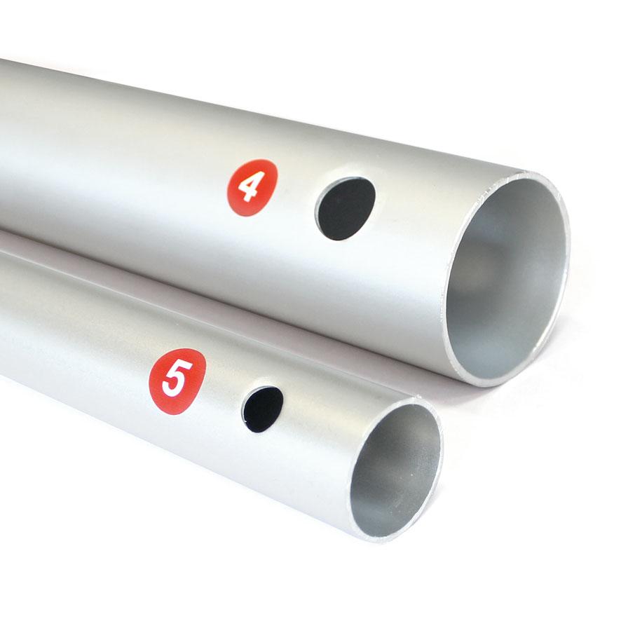 profili alluminio per appendimenti stand